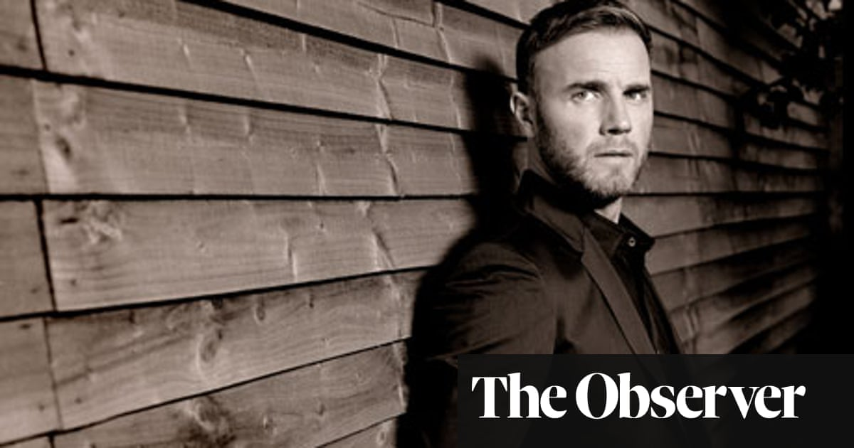 Gary Barlow: the sexy one | Music | The Guardian