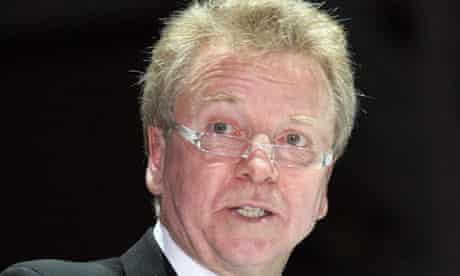 Lord Moynihan, British Olympic Association chairman.