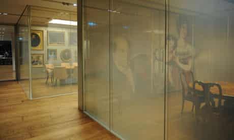 rothschild meeting room