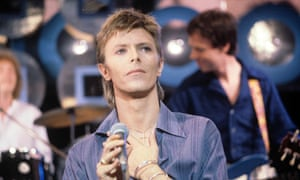 David Bowie on 'Marc'  TV Programme 1977