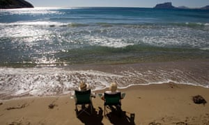 Brits Living on the Costa Blanca in Spain