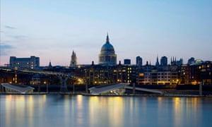 london river park