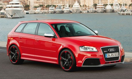 Car review: Audi RS3 | Technology | The Guardian
