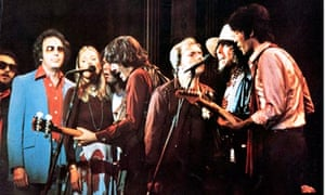 the last waltz the band