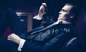 Douglas Booth as Dorian Gray