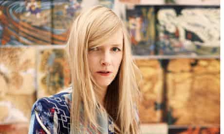 Sarah Burton fashion designer