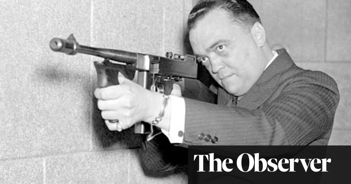 The secret life of J Edgar Hoover | Film | The Guardian