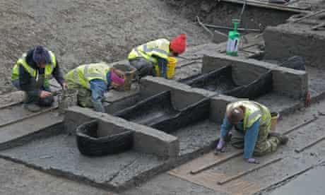 fenland excavation