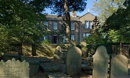 Bronte Parsonage Museum, Haworth, West Yorkshire.