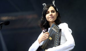 PJ Harvey, Pop round-up, 2011