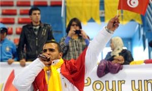 Tunisia El General rapper