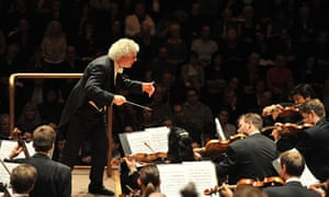 berlin philharmonic simon rattle barbican