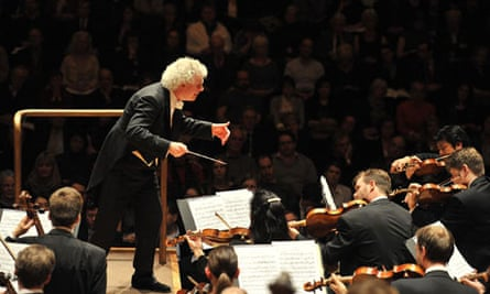 berlin philharmonic simon rattle barbican