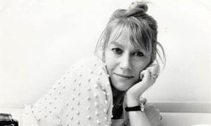 Actress Helen Mirren.