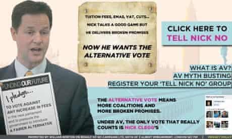 'Get Clegg'