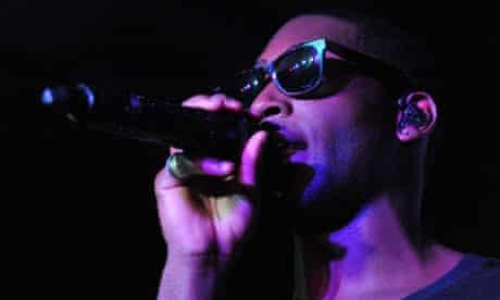 Tinie Tempah in Concert - Hollywood