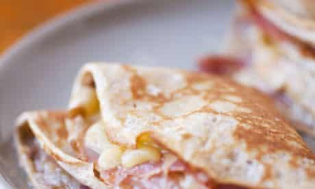 Nigel Slater buckwheat pancakes