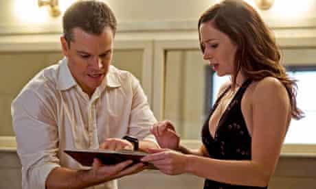 Matt Damon, Emily Blunt
