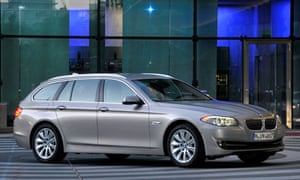 Car review: BMW Touring 535d | Technology | The Guardian