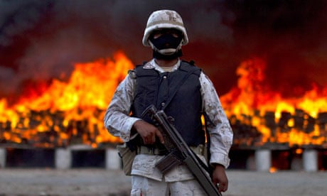 How a big US bank laundered billions from Mexico's murderous drug