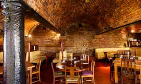 Mark Addy restaurant