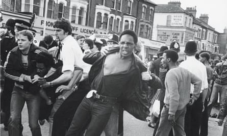 brixton 1981 riot spark