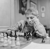 Bobby Fischer at 13
