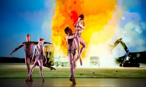 Live Fire Exercise from The Triple Bill by The Royal Ballet