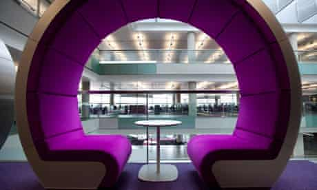 bbc north mediacityuk interior