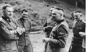nazis-baer-mengele-kramer-höss-auschwitz
