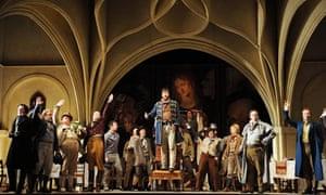 Die Meistersinger Glyndebourne