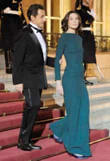 In The Court Of Carla Bruni Culture The Guardian