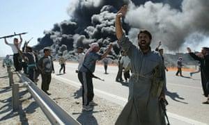 Iraqi insurgents