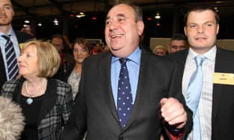 Scottish Parliament election.
