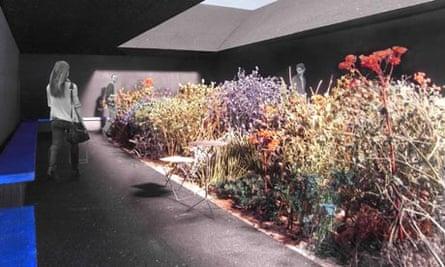 Peter Zumthor's Serpentine Gallery pavilion