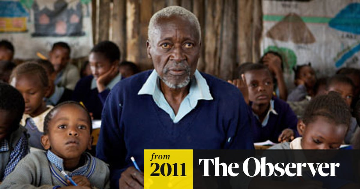 The soldier who fought for the right to go to school in Kenya