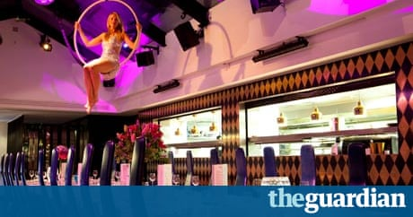 Restaurant review: Circus  Life and style  The Guardian