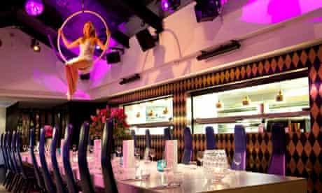 Circus -- restaurant review, endell street