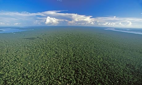 Uncontacted Tribe Found Deep In Amazon Rainforest World News