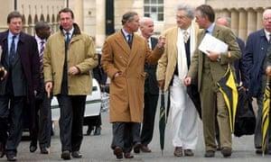 Prince Charles in Poundbury