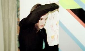 Tate artist Sarah Morris