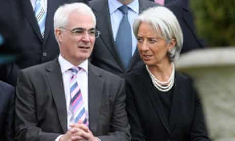 alastair darling and christine legarde