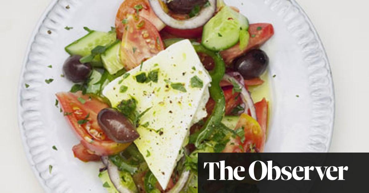 Greek Salad Recipe Uk
