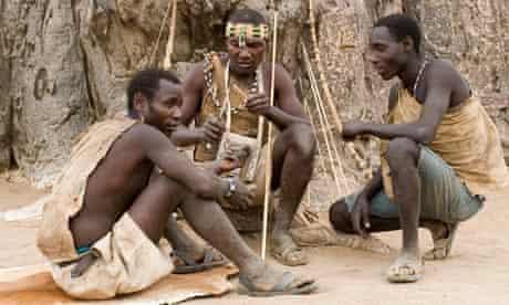 The Hadza tribe of Tanzania