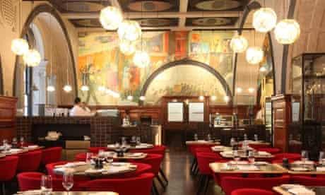 Royal Academy of Arts restaurant