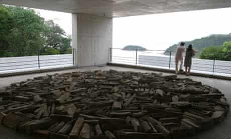 ChiChu Art Museum, Naoshima Island, Southern Japan.
