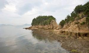 Naoshima waters