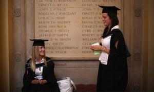 University Of Birmingham degree ceremony