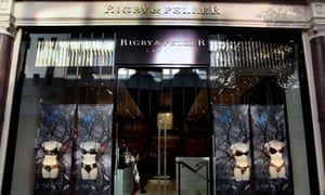 578eb48b9d6 From corsets for comedians to bespoke bras  Rigby   Peller has seen ...