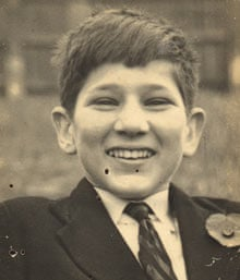 michael ondaatje as a child